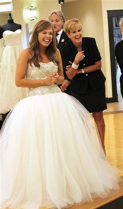 Say yes to the dress: Atlanta