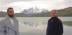 Celebrity travel - Νίκος Κοκλώνης και Δημήτρης Αργυρόπουλος στην Παταγονία