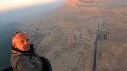 Εικόνες με τον Τάσο Δούση - Αίγυπτος, Λούξορ