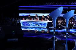 X Factor Chair challenge