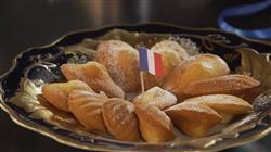 Γλυκές Αλχημείες - Δανέζικο κέικ (dream cake), madeleines, αμυγδαλωτό, black forest με σοκολατένιο παντεσπάνι αφράτη σαντιγί και λαχταριστά αγριοκέρασα