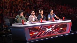 X Factor: Η μάχη ξεκίνησε! - Τετάρτη, Πέμπτη και Παρασκευή στις 21:00